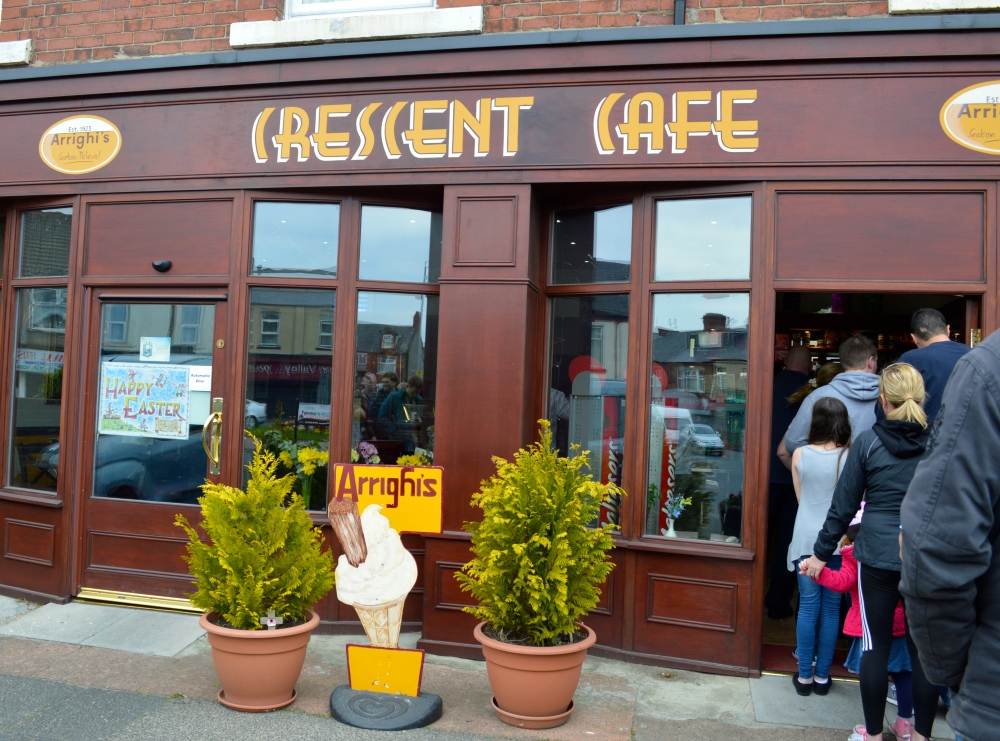 Arrighi's Crescent Cafe