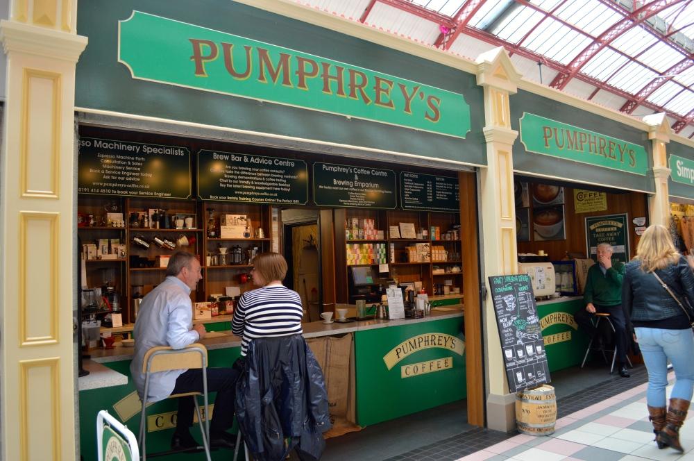 Pumphrey's
