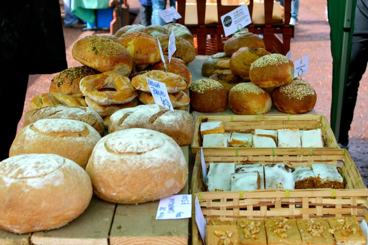 Jesmond Dene Food Market