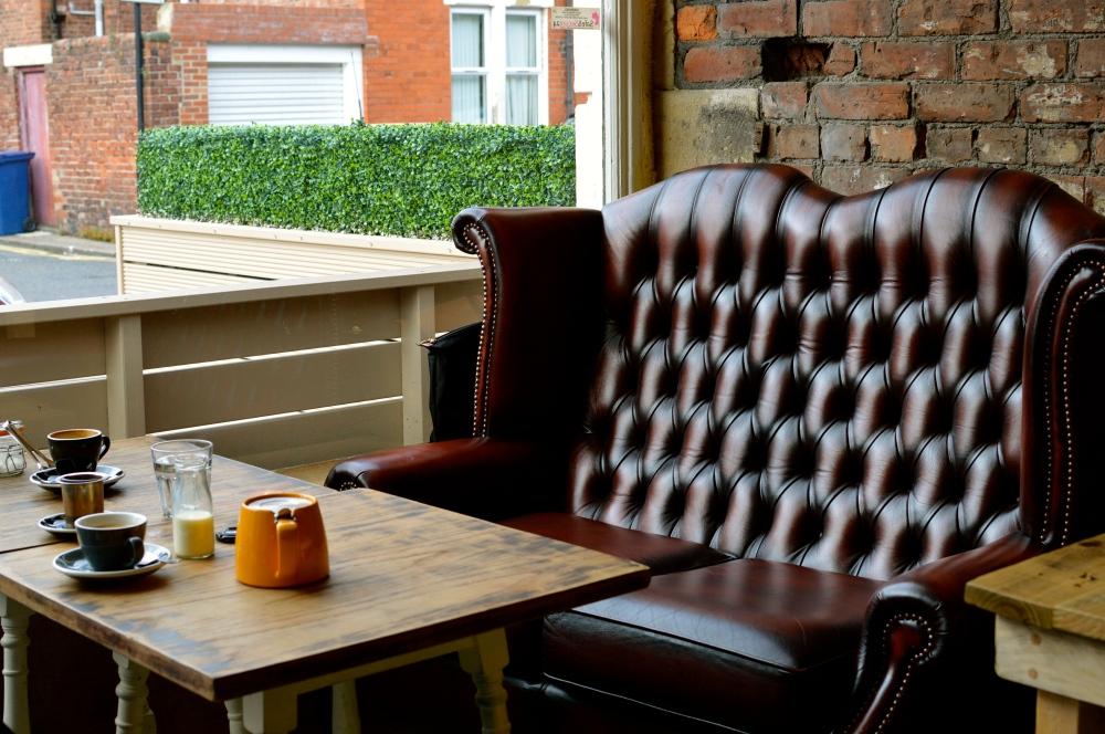Coffee shop, Jesmond