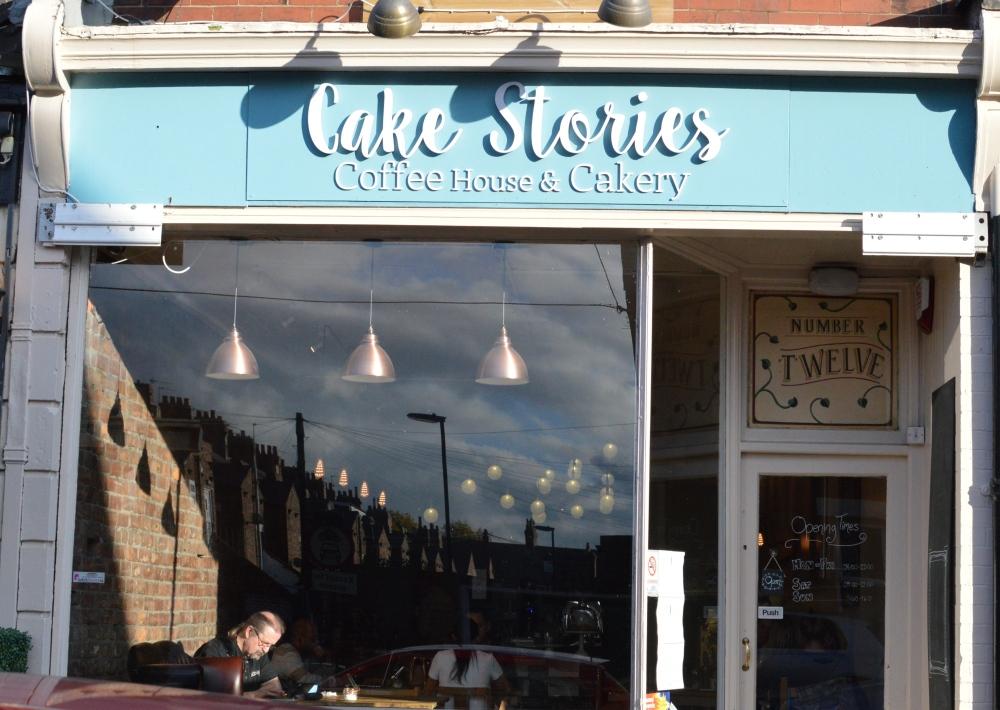Cake Stories Jesmond