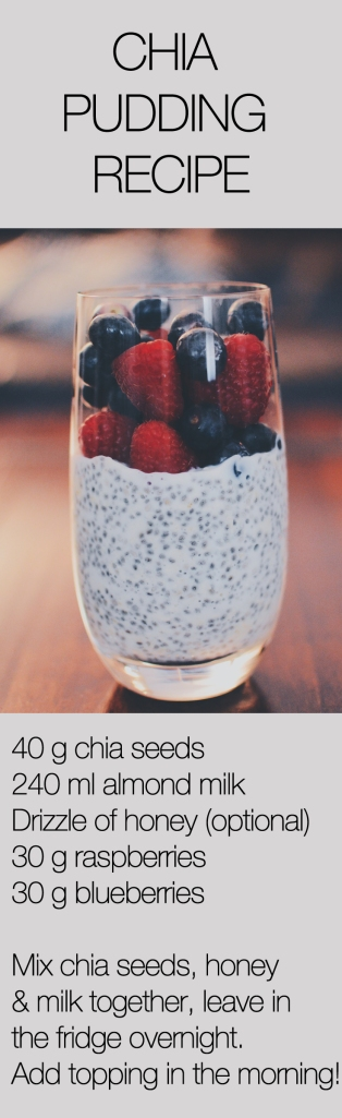 Delicious Chia Pudding Recipe