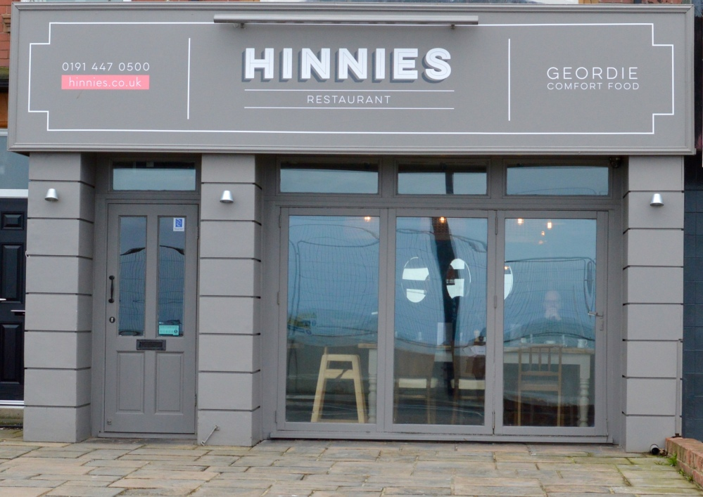 Hinnies Whitley Bay. East Parade.