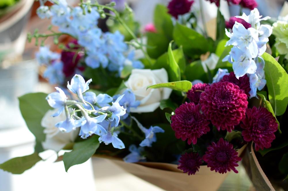 Flowers by Jules Fleur