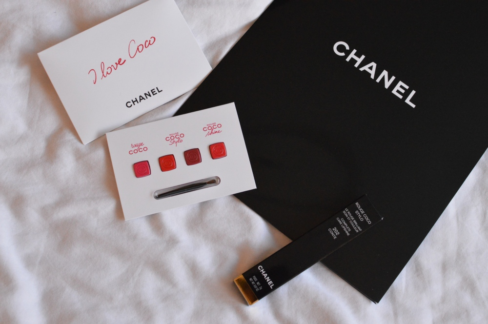 Chanel Goody Bag