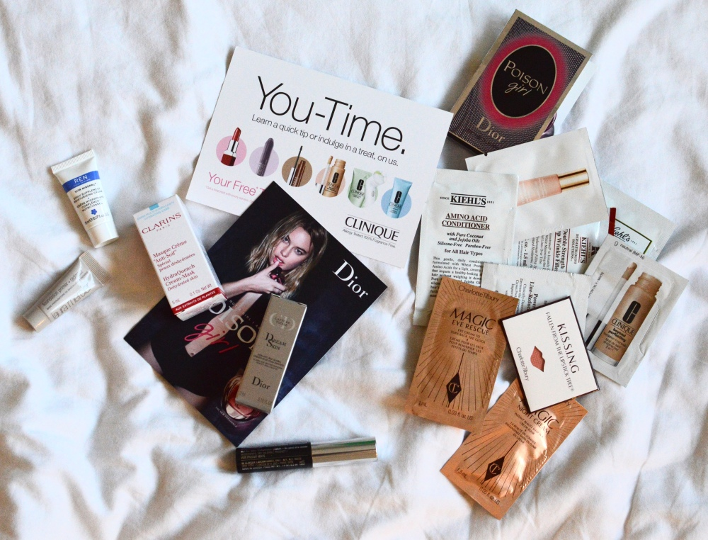 Fenwick Goodie Bag Contents