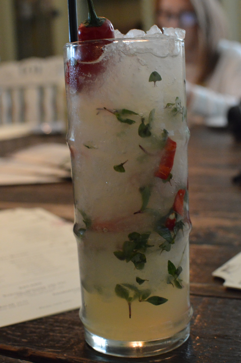 Thai Chilli Crush - The Botanist