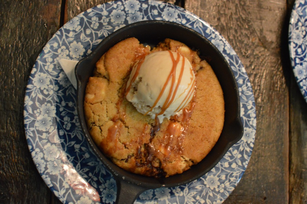 Baked Chocolate Chip Cookie Dough - The Botanist