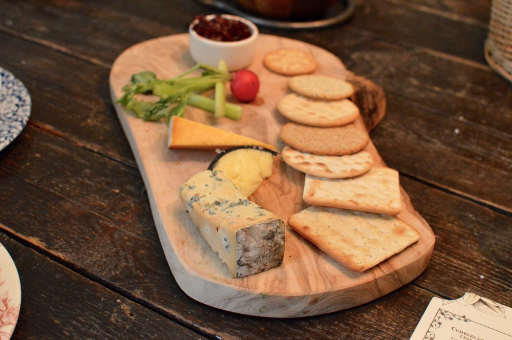 Cheese Board - The Botanist
