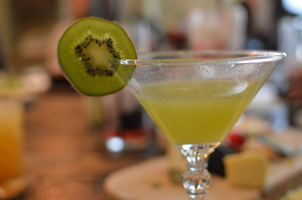 Kiwi & Sage Martini, The Botanist