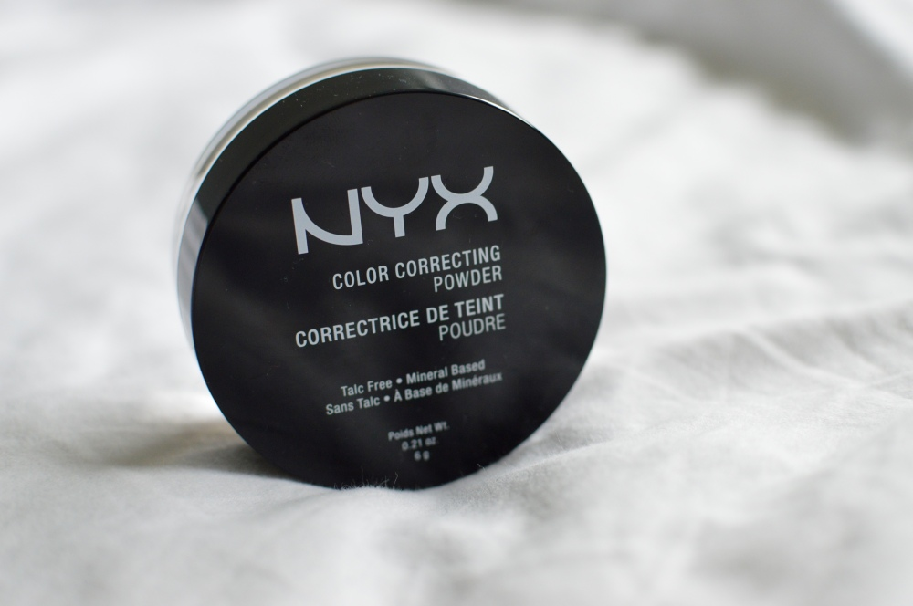 NYX Colour Correcting Powder - Banana