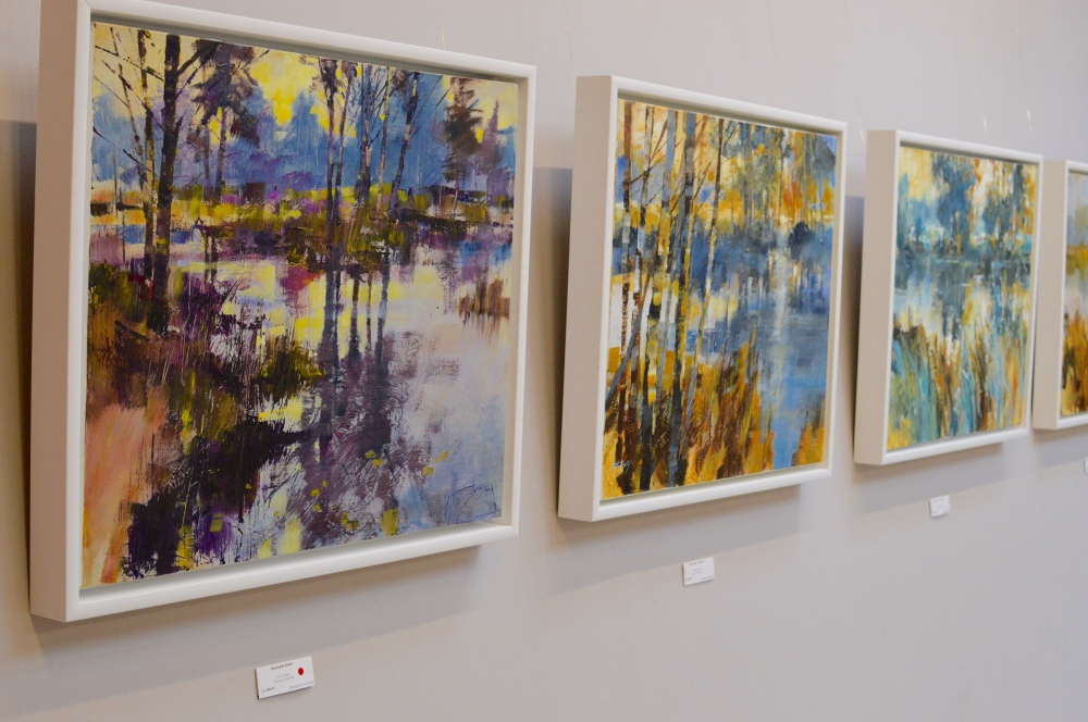 Chris Forsey exhibition at The Biscuit Factory