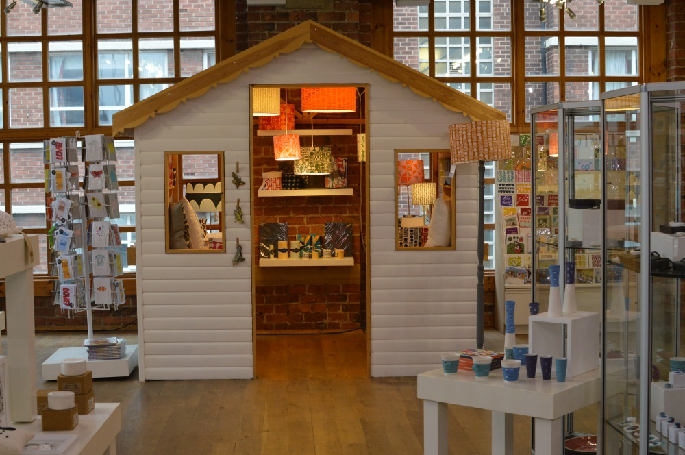 The Biscuit Factory Gift Shop