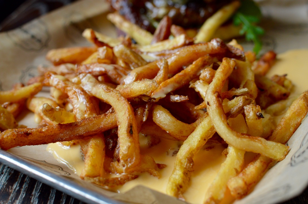 Cheesy Runny Nacho Chips - Tango Durham