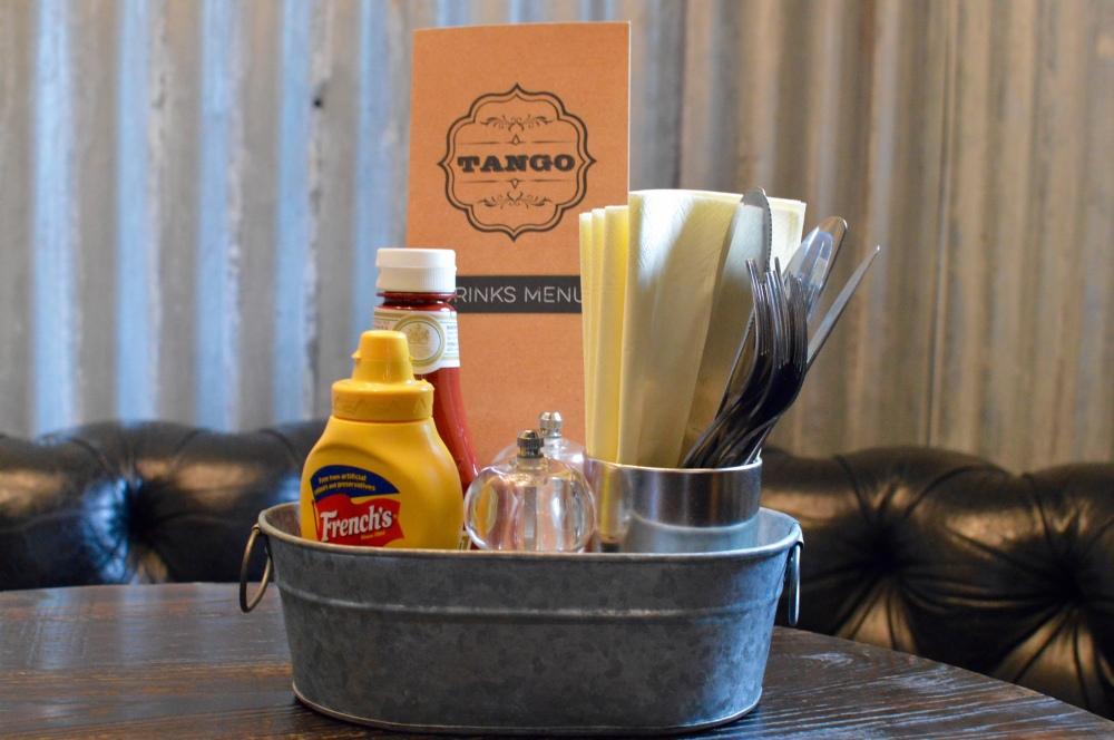 Tango Burger - Tango Durham