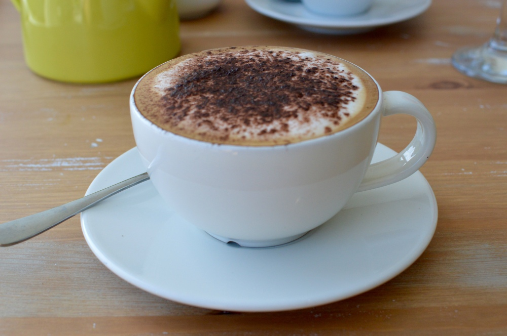 Cappuccino - Starks Kitchen Heaton