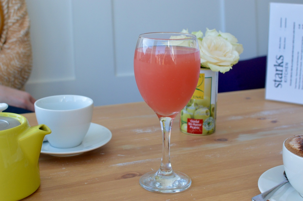 Freshly Squeezed Grapefruit Juice - Starks Kitchen Heaton
