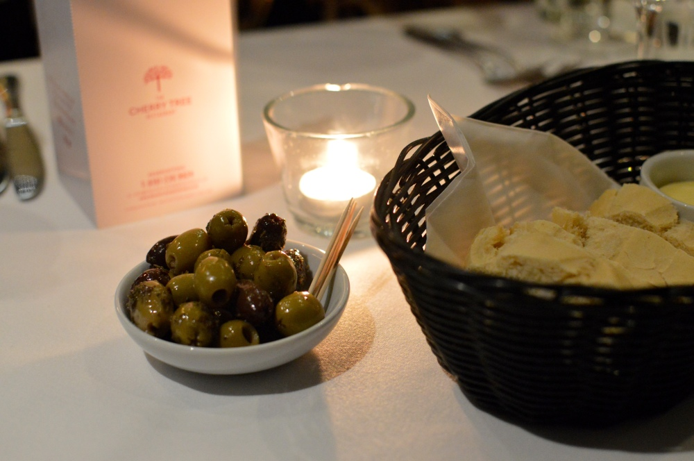 Bread and Olives, The Cherry Tree - Jesmond
