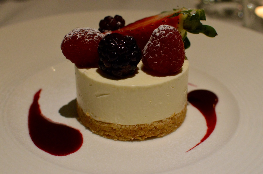Lemon Cheesecake, The Cherry Tree - Jesmond